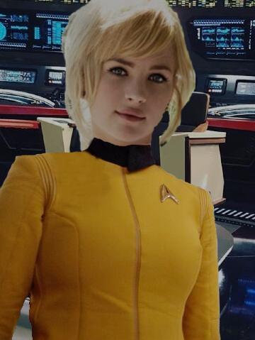 Ensign April Collins
